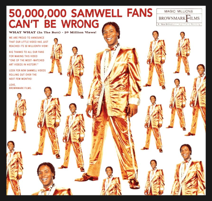 50 Million Samwell
